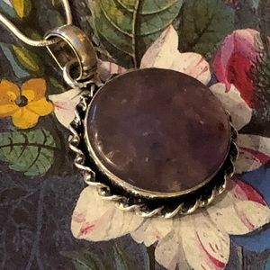 artisan Jewelry - Amethyst Necklace
